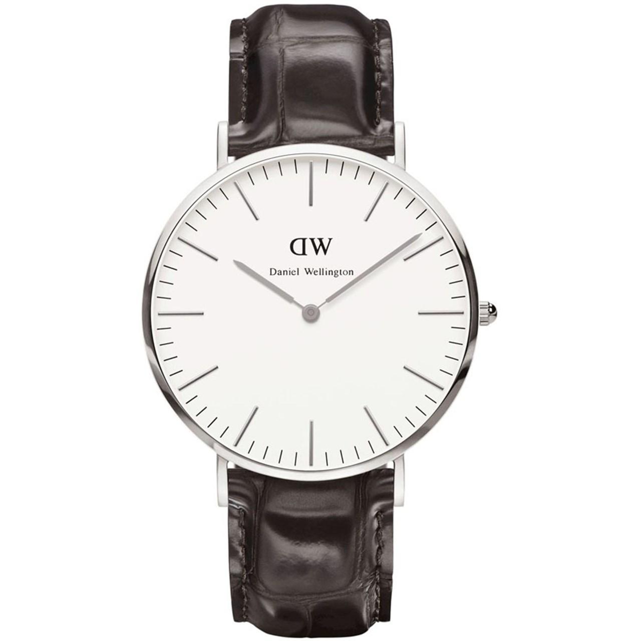 ساعت مچی عقربه ای مردانه دنیل ولینگتون مدل DW00100025 53