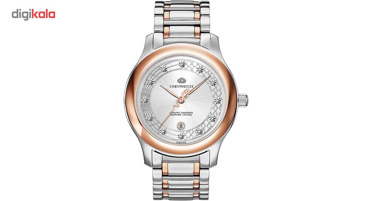 ساعت مچی عقربه ای مردانه کوین واچ مدل C132RSD