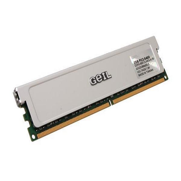 رم دسکتاپ DDR2 تک کاناله 800 مگاهرتز CL5 گیل مدل PC2-6400 ظرفیت 2 گیگابایت