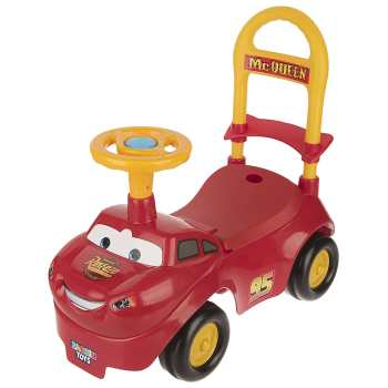 ماشین بازی زرین تویز مدل Musical Ride McQueen J3