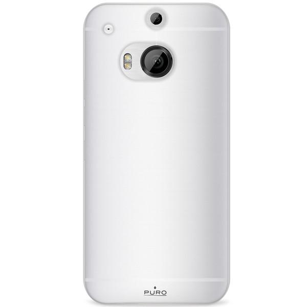 کاور پورو مدل Flexible Silicon مناسب برای گوشی موبایل اچ تی سی One M9 Plus
