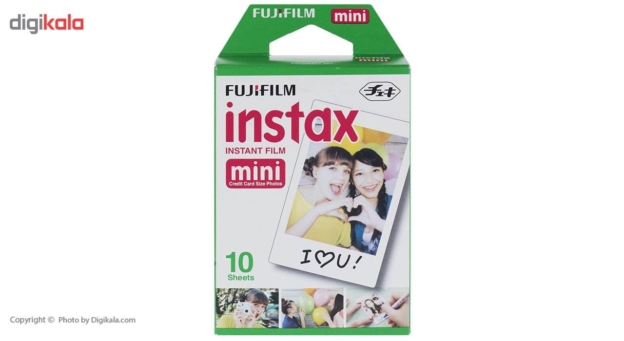 قیمت                      فیلم مخصوص فوجی فیلم مدل Instax Mini