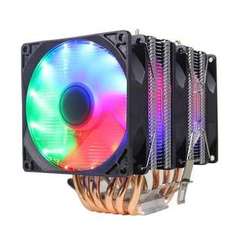 خنک کننده پردازنده مدل ice-man هفت رنگ