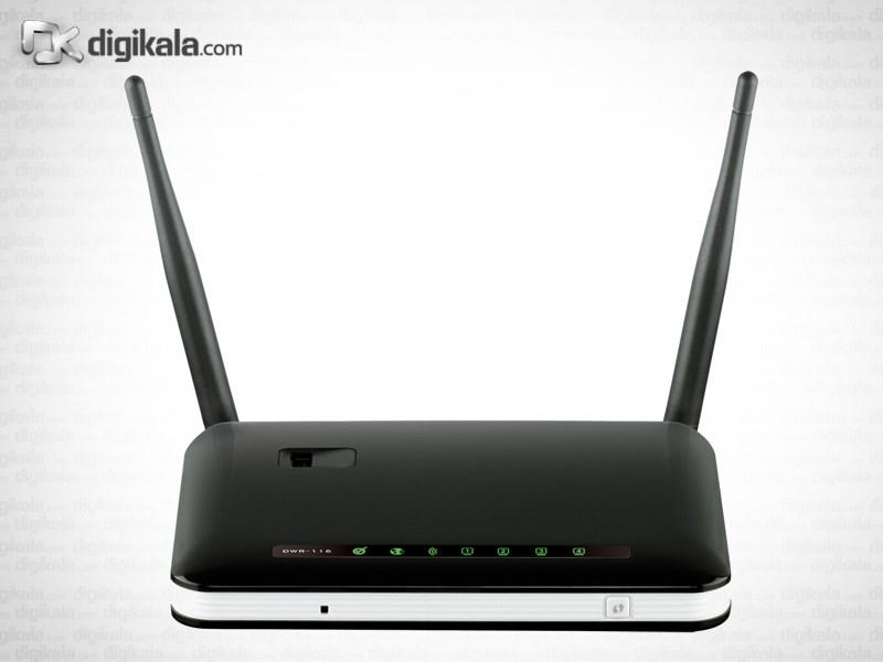 روتر بیسیم N300 3G/4G دی-لینک مدل DWR-116
