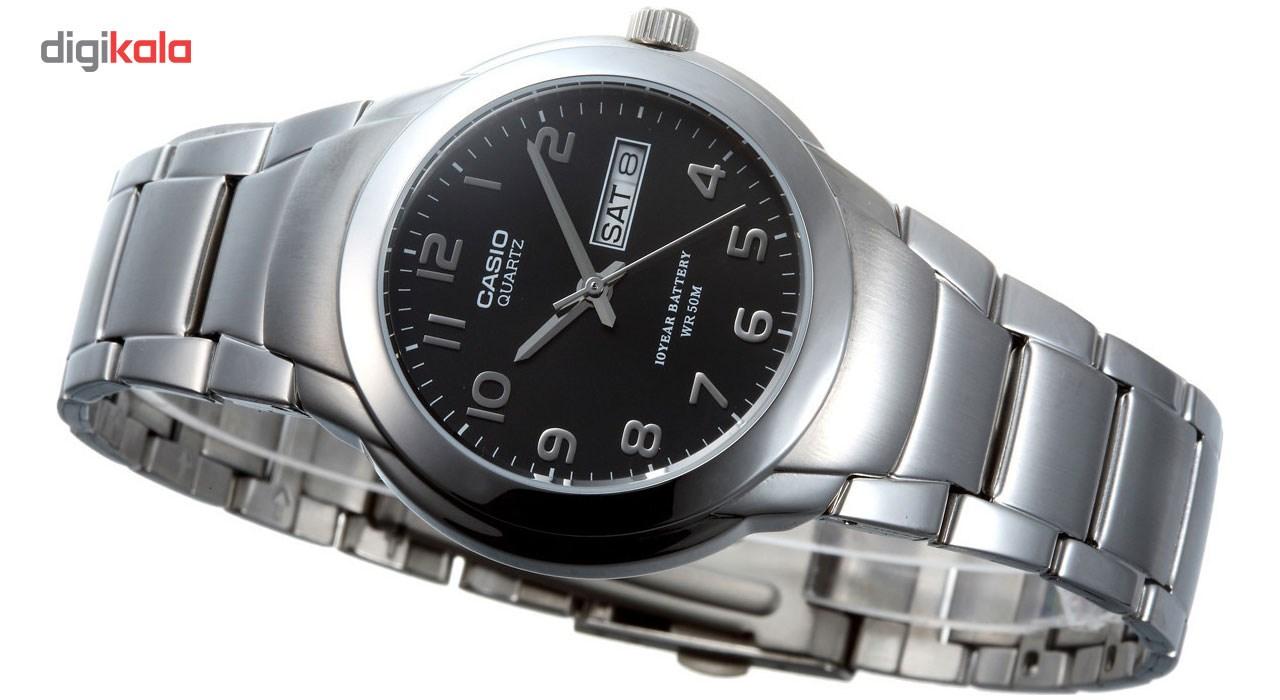 ساعت مچی عقربه ای مردانه کاسیو مدل MTP-1229D-1AVDF