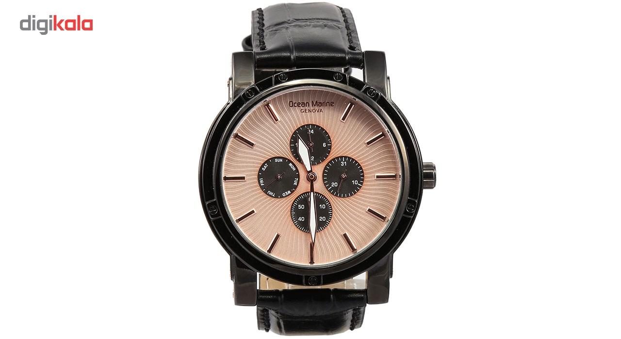 خرید ساعت مچی عقربه ای مردانه اوشن مارین مدل OM-8052-3