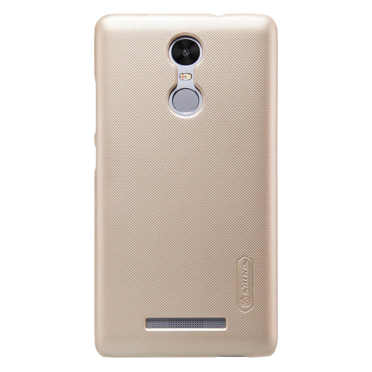 کاور نیلکین مدل Super Frosted Shield مناسب برای گوشی موبایل شیاومی Redmi Note 3