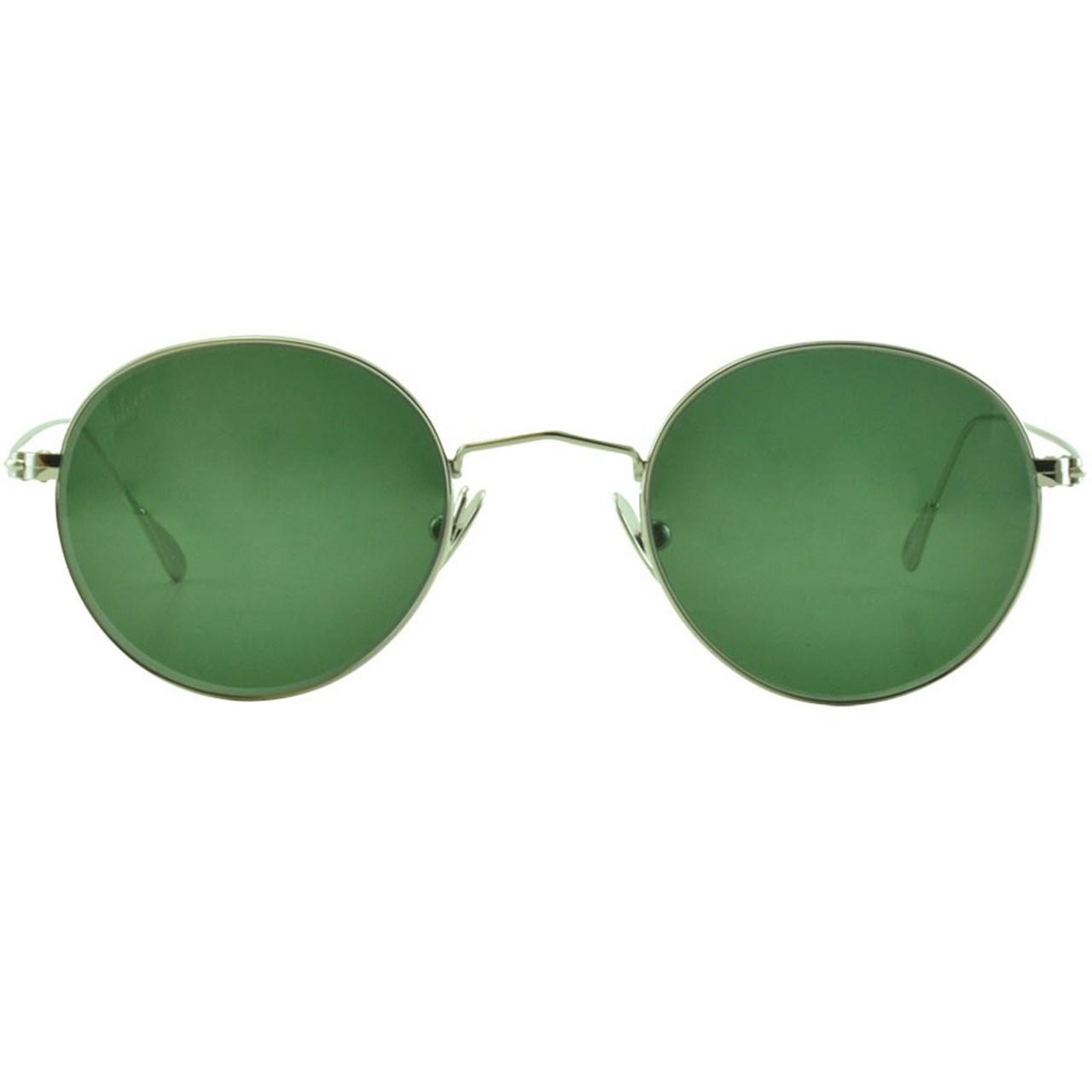 عینک آفتابی Nik03 سری Silver مدل Nk1103 Spl