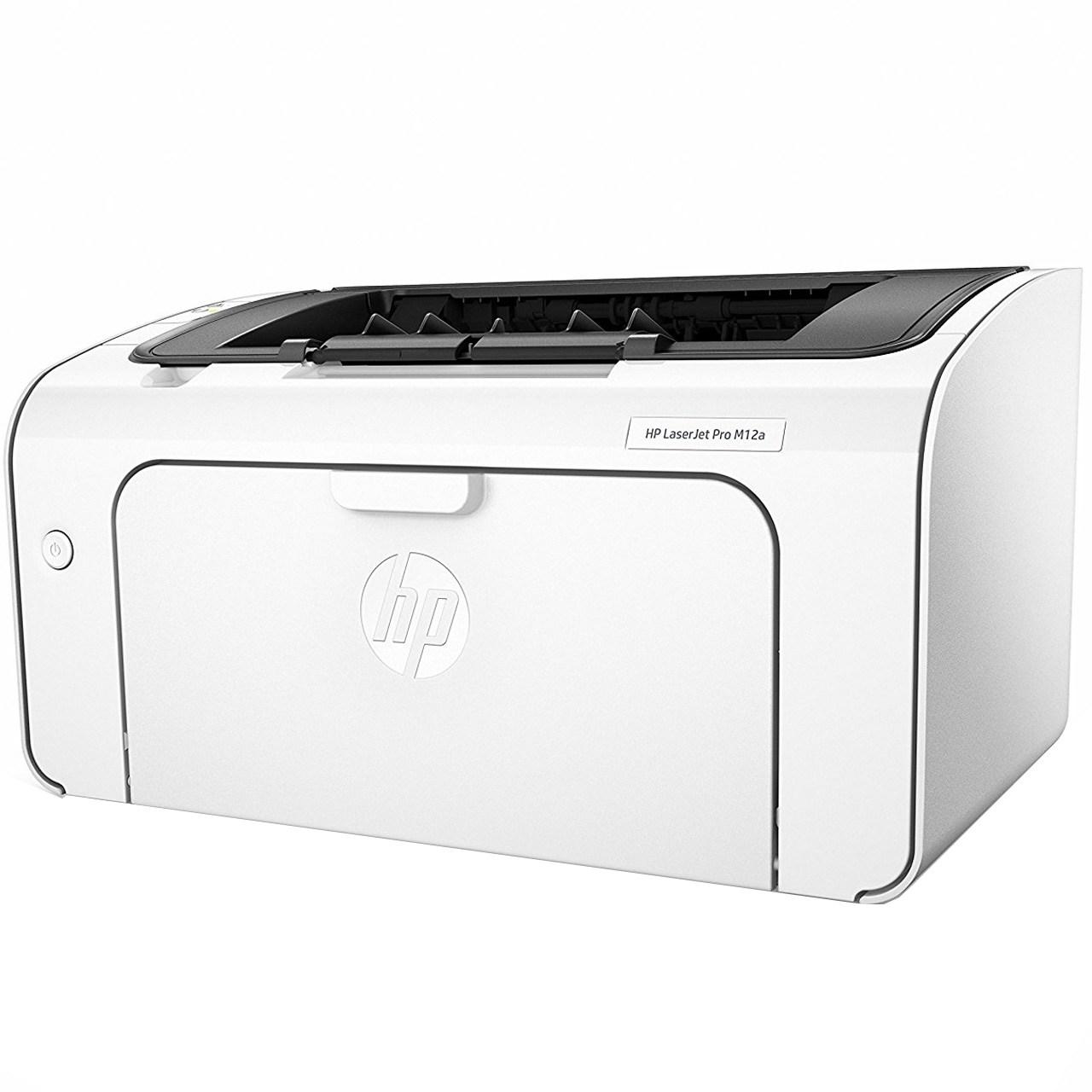 خرید اینترنتی پرینتر لیزری اچ پی مدل LaserJet Pro M12a