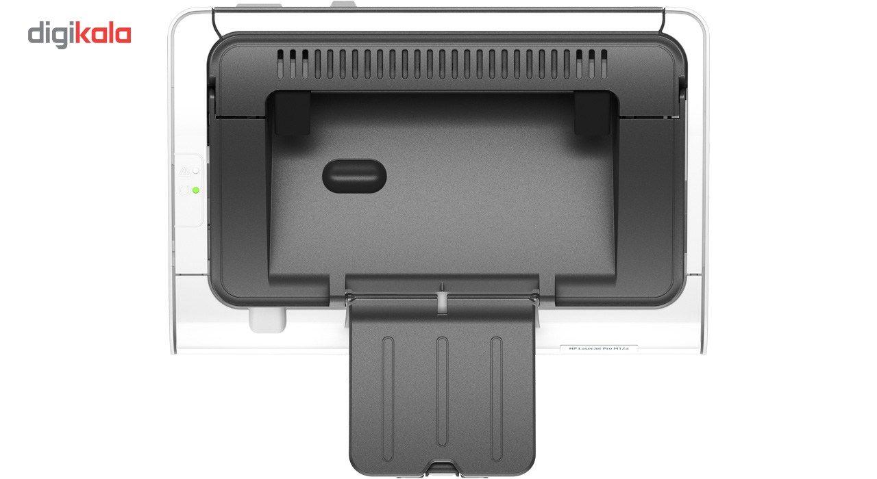 پرینتر لیزری اچ پی مدل LaserJet Pro M12a main 1 3