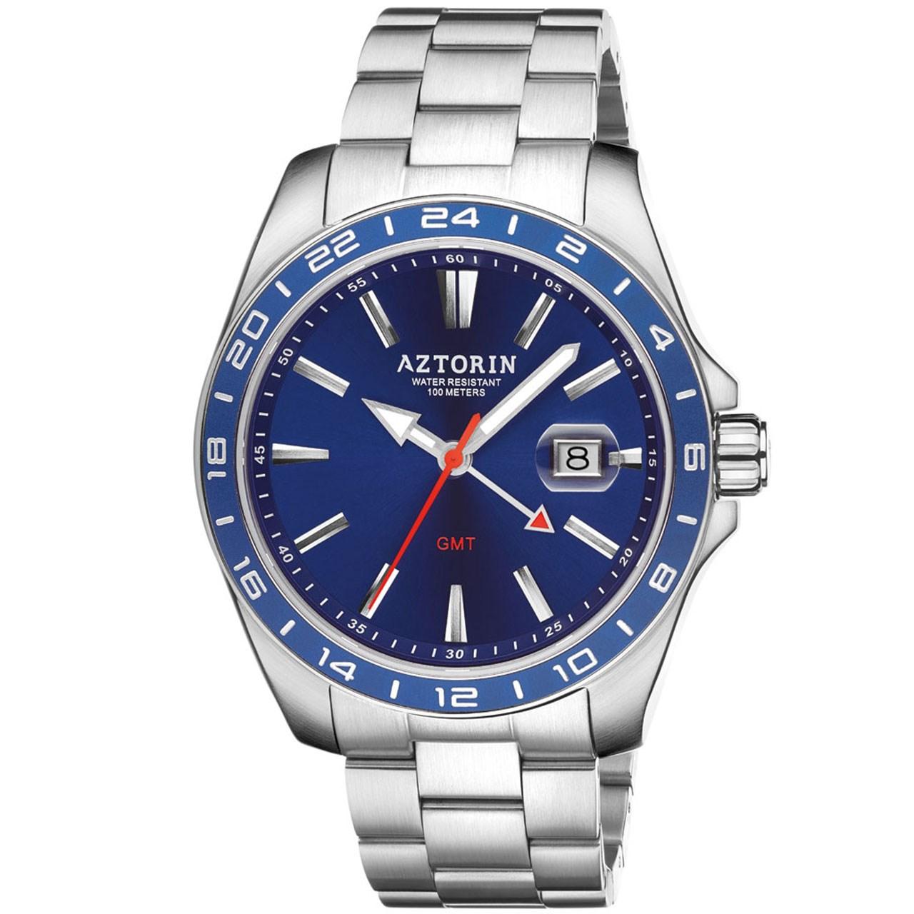 ساعت مچی عقربه ای مردانه ازتورین مدل A063.G308