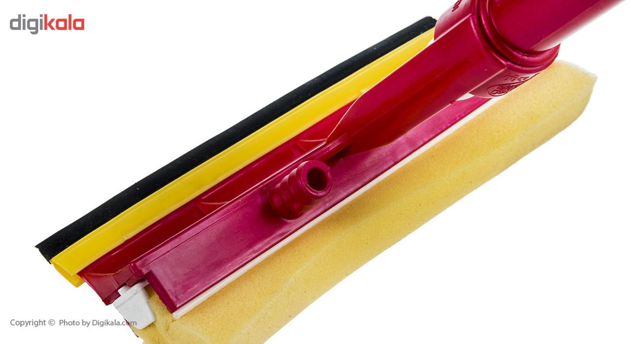 تیغه شیشه پاک کن ابر و اسپری دار  دی ان دی مدل TSPA