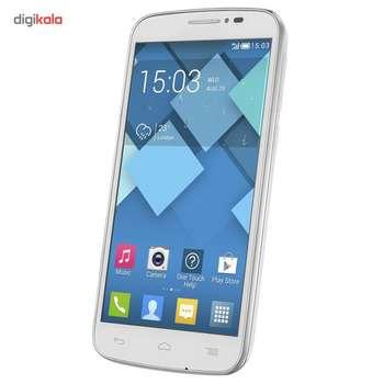 تصویر گوشی آلکاتل وان تاچ پاپ سی 7 7041D   ظرفیت 4 گیگابایت Alcatel One Touch Pop C7 7041D   4GB