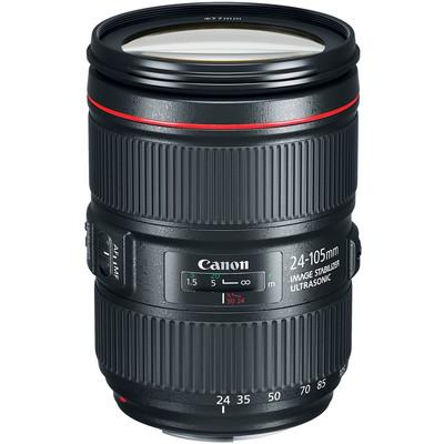 لنز دوربین کانن مدل 24-105 میلی متر IS II