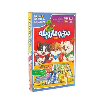 بازی منچ فکرآوران مدل تهران کد 021