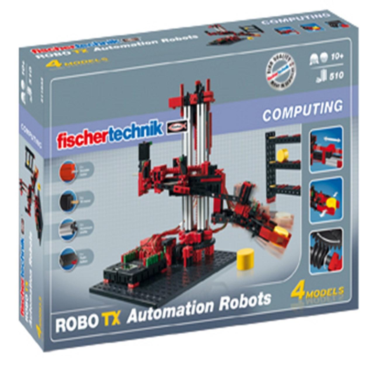ساختنی فیشر  تکنیک مدل ROBO TXT Automation Robots 511933