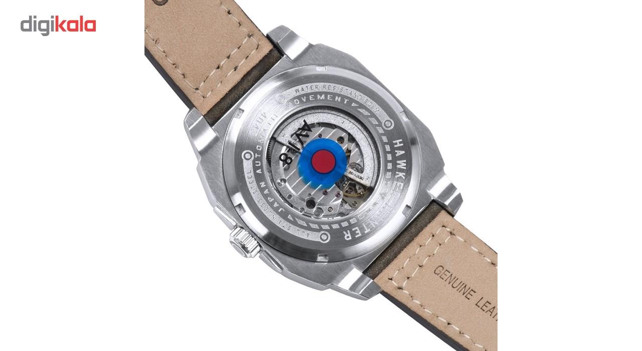 ساعت مچی عقربه ای مردانه ای وی-8 مدل AV-4043-02