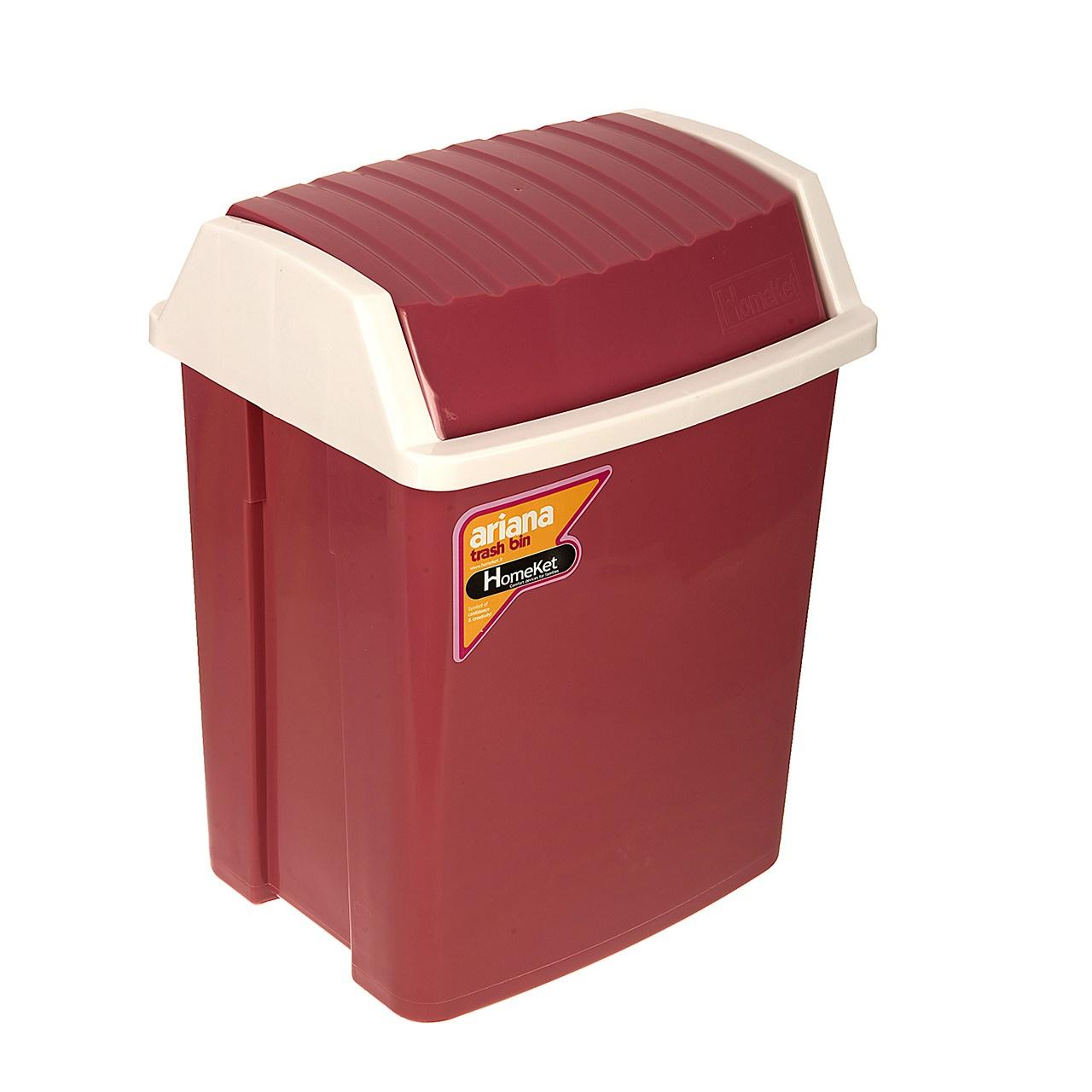 سطل زباله هوم کت مدل Ariana 2796