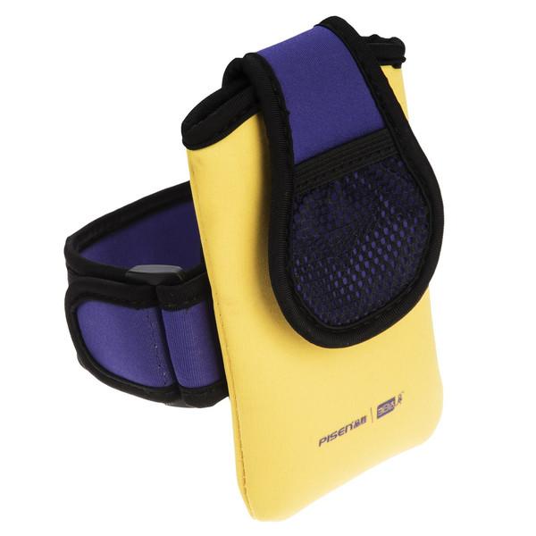 کیف بازویی پایزن مدل POS-BHSL مناسب برای گوشی موبایل آیفون 6 پلاس/6s پلاس