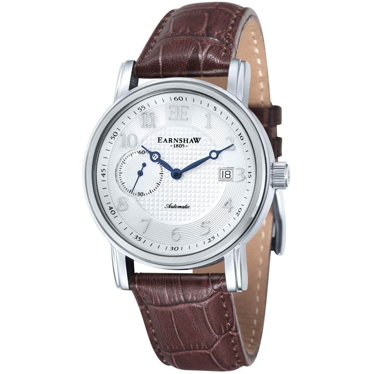 ساعت مچی عقربه ای مردانه ارنشا مدل ES-8027-02 25