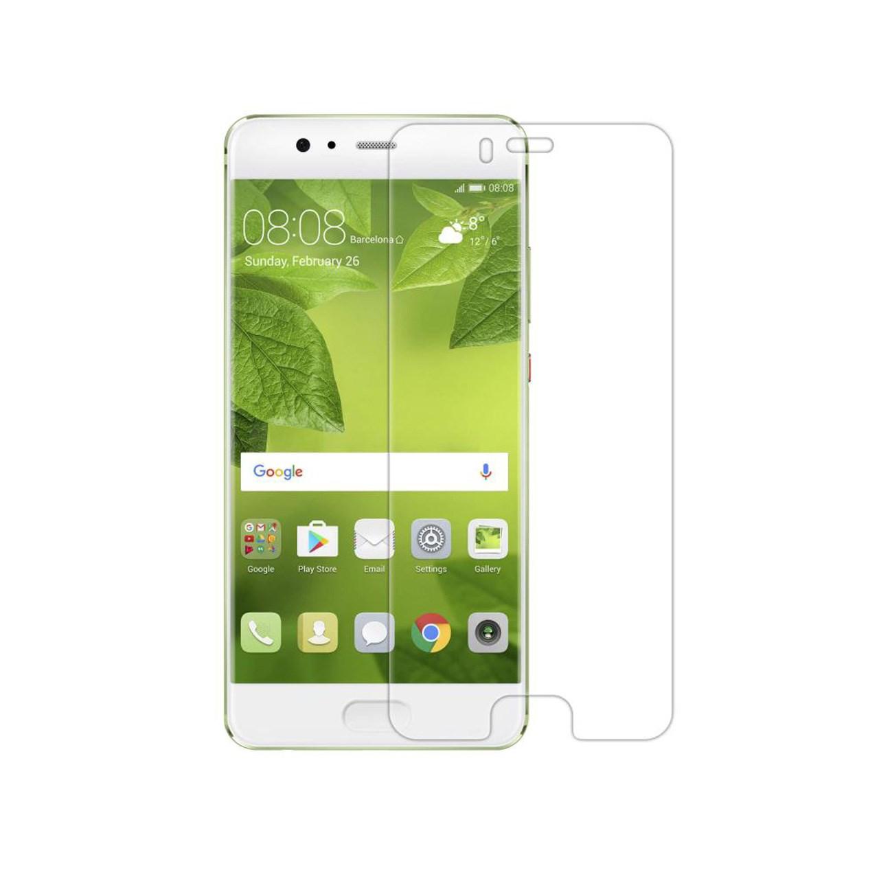 محافظ صفحه نمایش شیشه ای تمپرد مناسب برای گوشی موبایل هوآوی P10 Plus