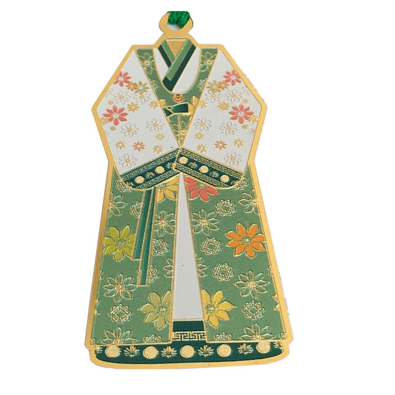 آویز گردنبند طرح لباس سنتی مردانه مدل KR17