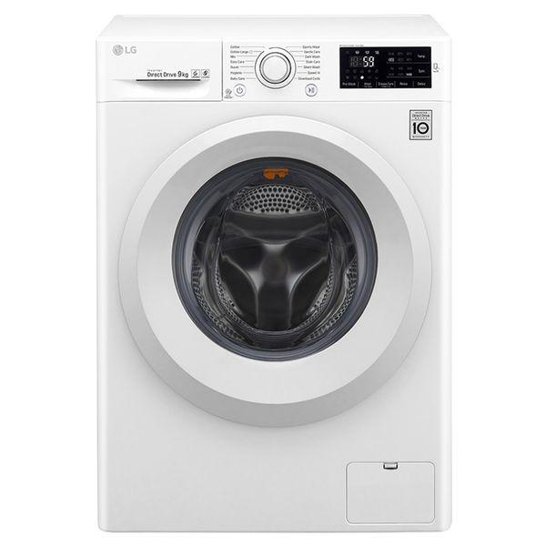 ماشین لباسشویی ال جی مدل WM-M621 ظرفیت 6 کیلوگرم   LG WM-M621 Washing Machine-6Kg