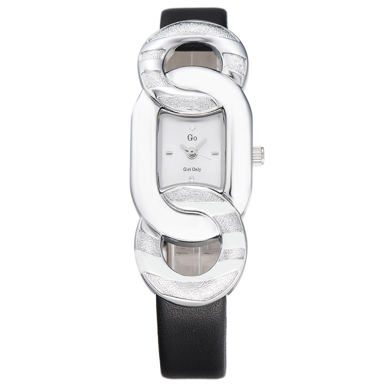خرید ساعت مچی عقربه ای زنانه جی او مدل 697481