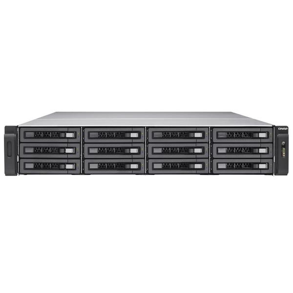 ذخیره ساز تحت شبکه کیونپ مدل TS-EC1280U-E3-4GE-R2 بدون هارددیسک