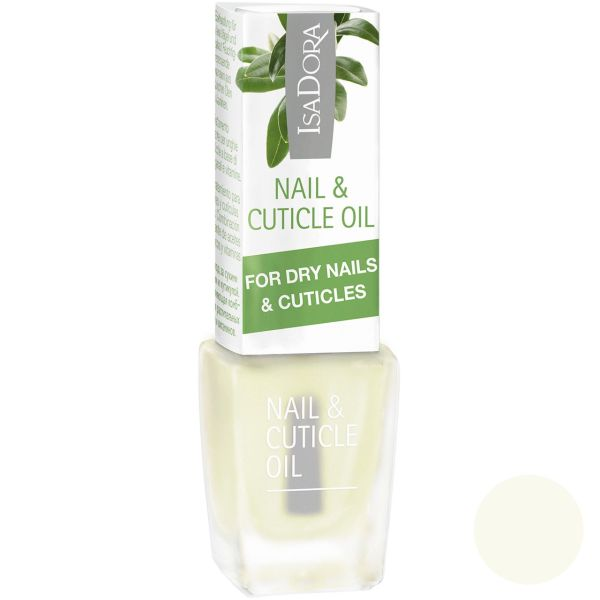 تقویت کننده ناخن ایزادورا سری Nail and Cuticle Oil شماره 698