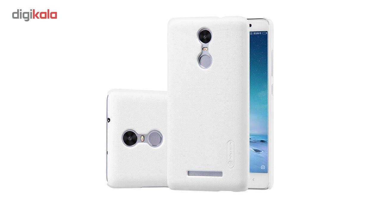 کاور نیلکین مدل Super Frosted Shield مناسب برای گوشی موبایل شیاومی Redmi Note 3 main 1 6
