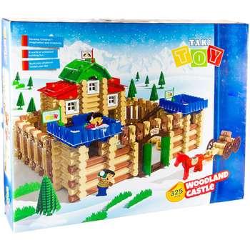 ساختنی تک توی مدل Forest cottage