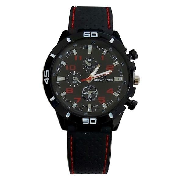 ساعت  مچی  عقربه ای مردانه جی تی مدل 5247