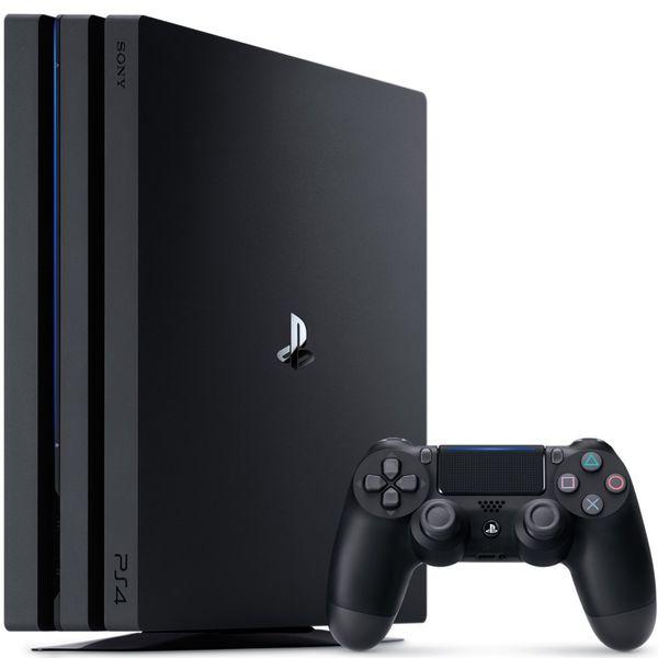 کنسول بازی سونی مدل Playstation 4 Pro کد CUH-7015B ریجن 1 - ظرفیت 1 ترابایت | Sony Playstation 4 Pro Region 1 CUH-7015B 1TB Game Console