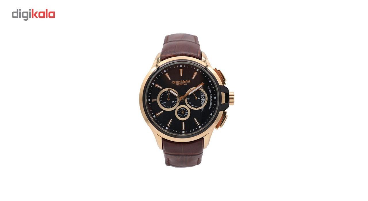 خرید ساعت مچی عقربه ای مردانه اوشن مارین مدل Z-318Ga4