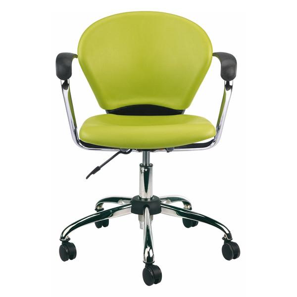 صندلی اداری نیلپر مدل SK515o چرمی