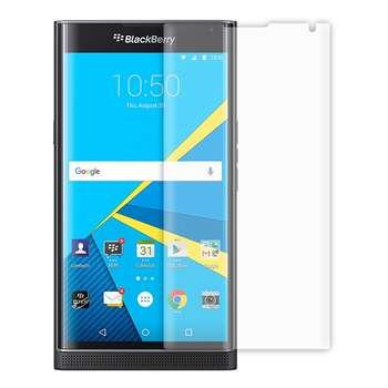 محافظ صفحه نمایش TPU مدل Full Cover مناسب برای گوشی موبایل بلک بری Priv
