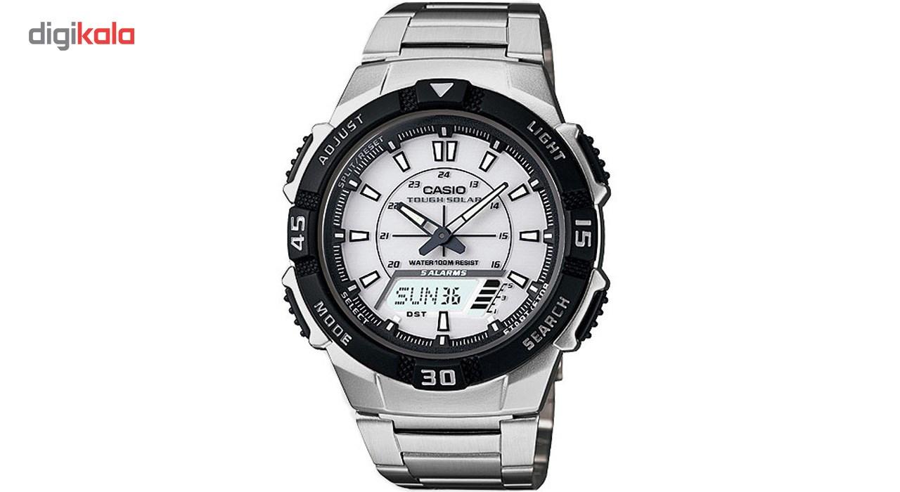 ساعت مچی عقربه ای مردانه کاسیو مدل AQ-S800WD-7EVDF 1