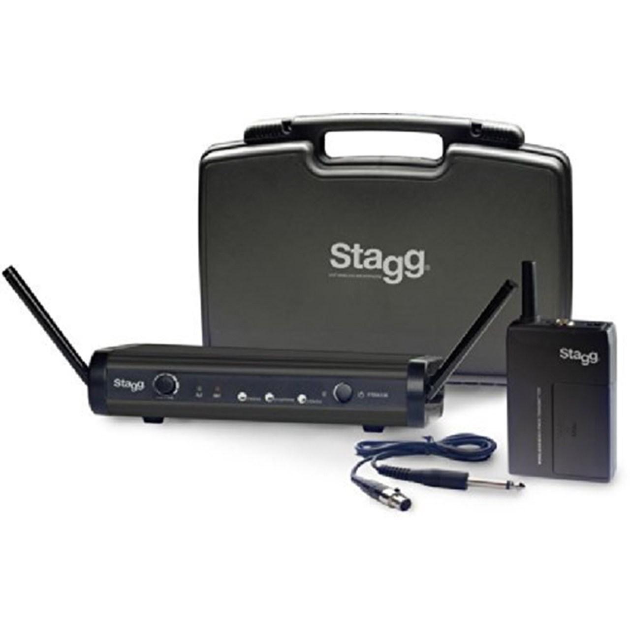 فرستنده بی سیم آمپلی فایر استگ مدل SUW30GBS