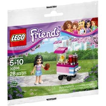 لگو سری Friends مدل 30396 Cupcake Stall