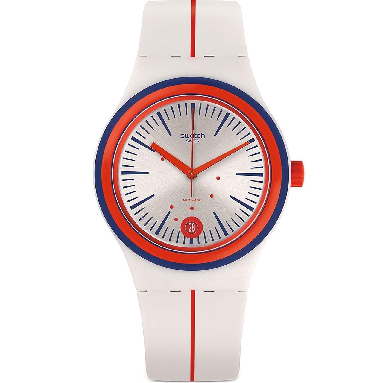 ساعت مچی عقربه ای مردانه سواچ مدل SUTW402 28