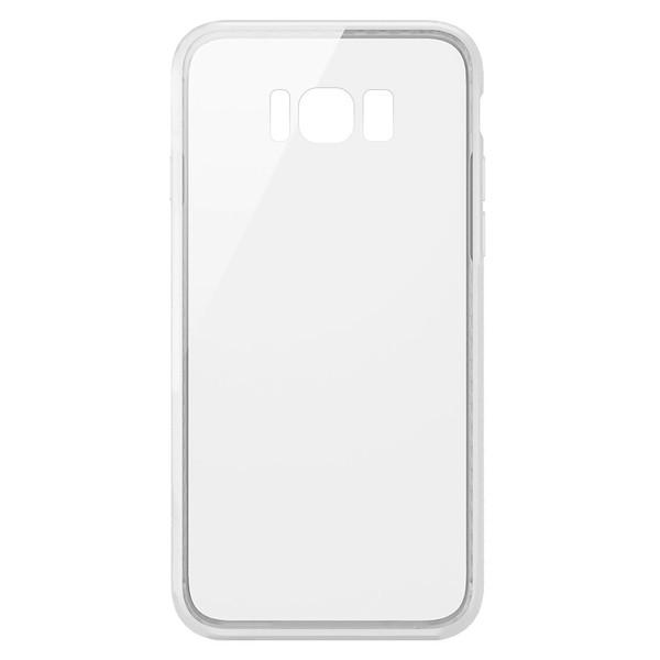 کاور مدل Clear TPU مناسب برای گوشی موبایل سامسونگ S8