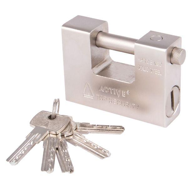 قفل کتابی اکتیو مدل AC6584PL