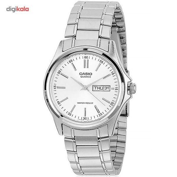 خرید ساعت مچی عقربه ای مردانه کاسیو مدل MTP-1239D-7ADF | ساعت مچی