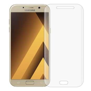 محافظ صفحه نمایش تی پی یو مدل Full Cover مناسب برای گوشی موبایل سامسونگ Galaxy A7 2017