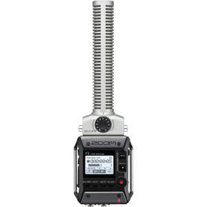 ضبط کننده حرفه ای صدا زوم مدل F1-SP