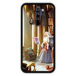 کاور جی جی ساب مدل J2124 مناسب برای گوشی موبایل شیائومی REDMI NOTE 8 PRO