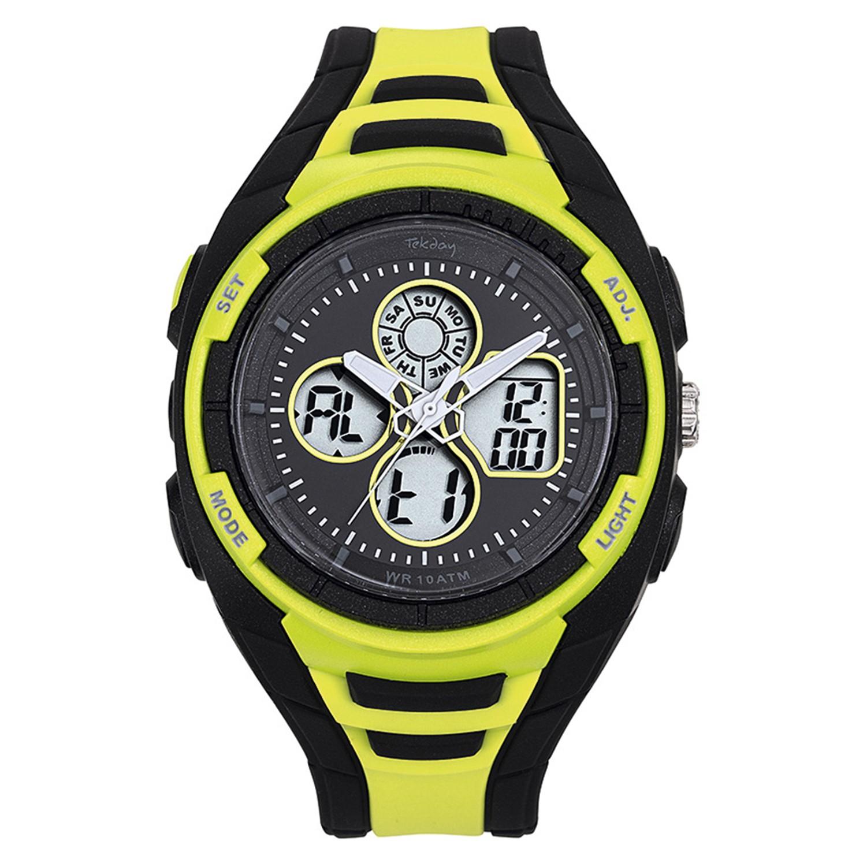 ساعت مچی عقربهای مردانه تِک دی مدل 655949