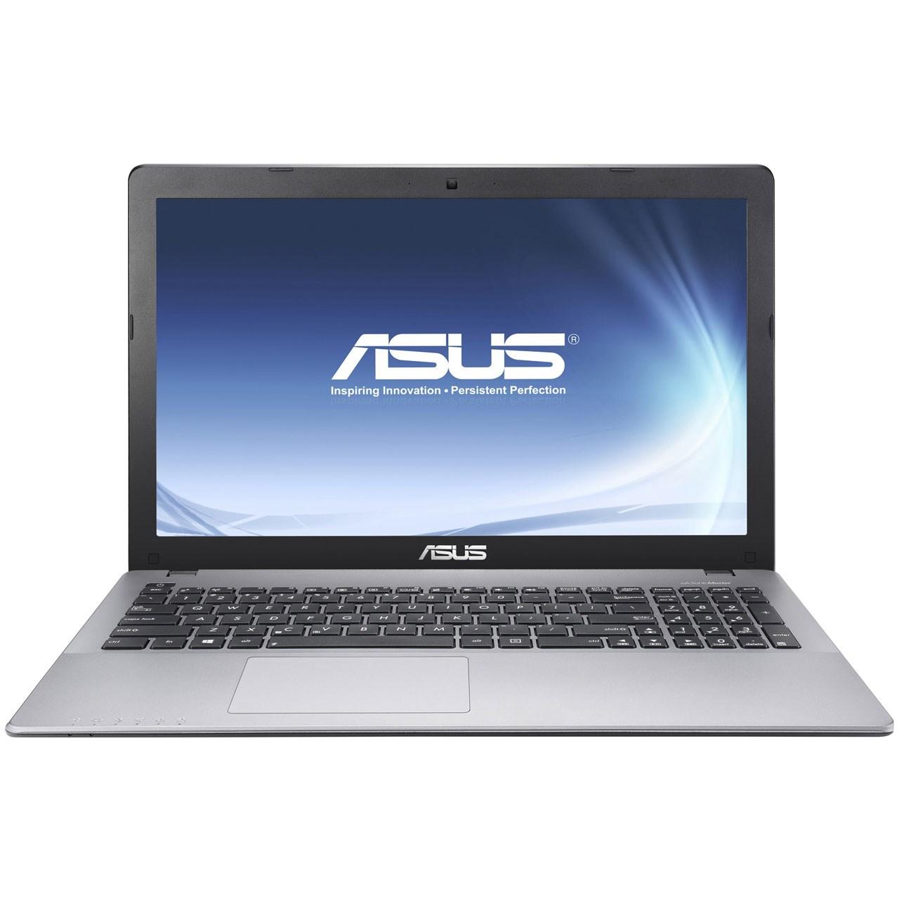 لپ تاپ 15 اینچی ایسوس مدل K550VX - D