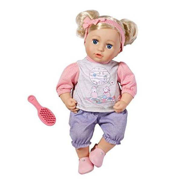 عروسک بیبی بورن مدل Baby Annabelle  Sister  ارتفاع 43 سانتی متر
